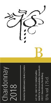 Chardonnay B