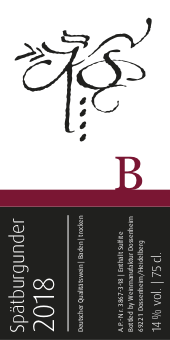 Spätburgunder B